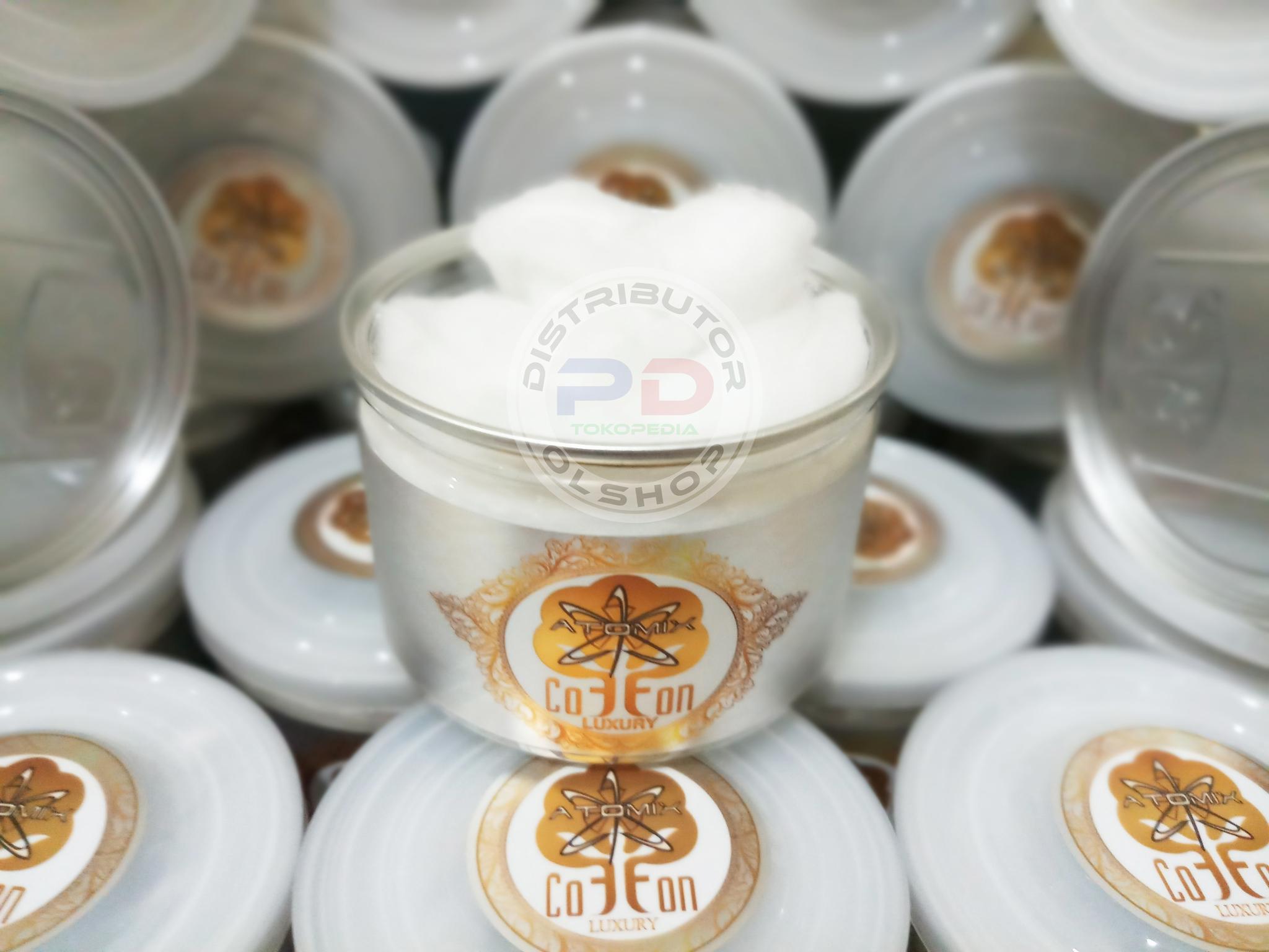 Jual Kapas Atomix Cotton Luxury Authentic Rda Rta Vape Liquid Not Flava Or Bacon Distributor Olshop Tokopedia