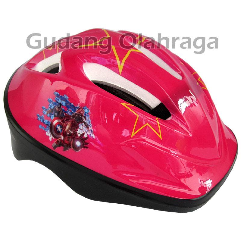 ... Helm Sepatu Roda Anak Karakter   Helm Sepeda Anak - Blanja.com ... a34994deb4