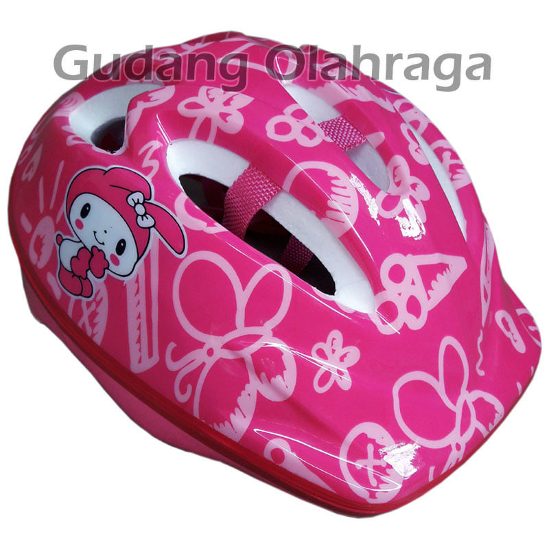 ... Helm Sepatu Roda Anak Karakter   Helm Sepeda Anak - Blanja.com 040ec6660d