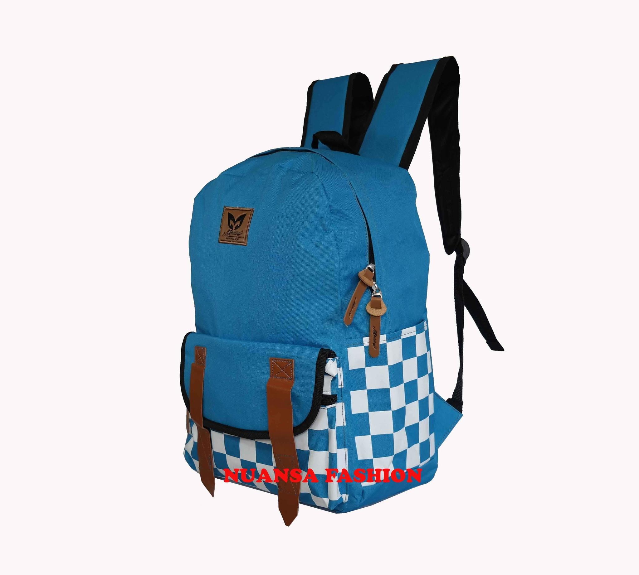 Backpack Tas Ransel Laptop Ministry A21 - Blanja.com