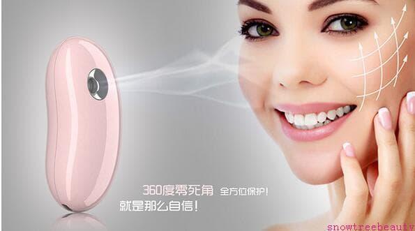 harga Handheld Shabby Chic Mini Usb Ultrasonic Cool Mist Humidifier Moisturi Blanja.com