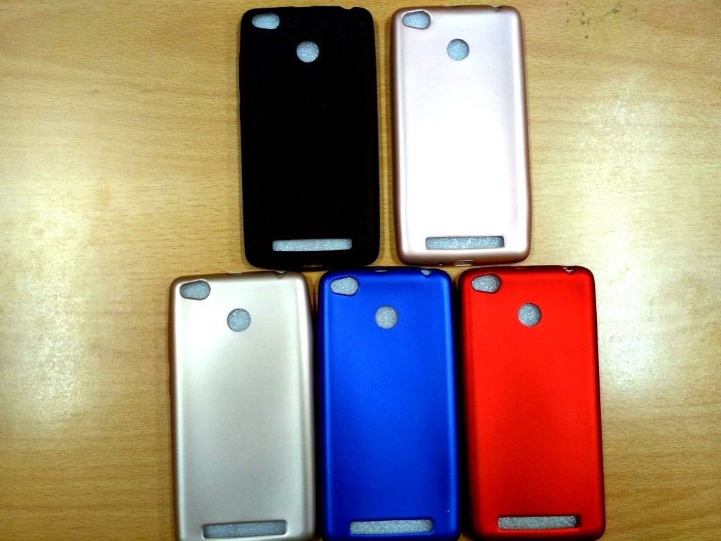 Jual Softcase Emerald Series Xiaomi Redmi 3 Pro Rubber Soft Case