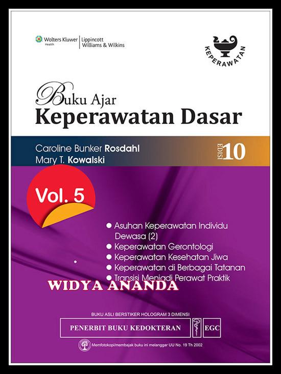 Buku Ajar Keperawatan Dasar Vol.5 Ed.10