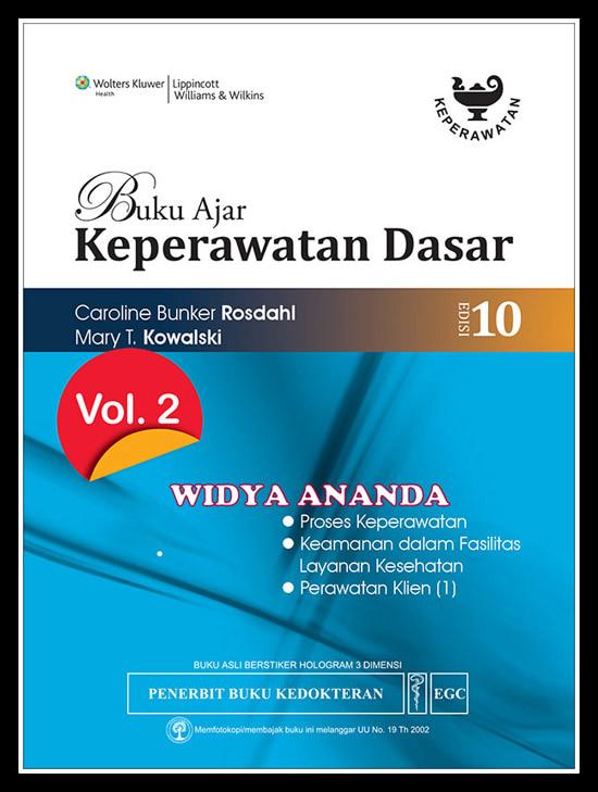 Buku Ajar Keperawatan Dasar Vol.2 Ed.10