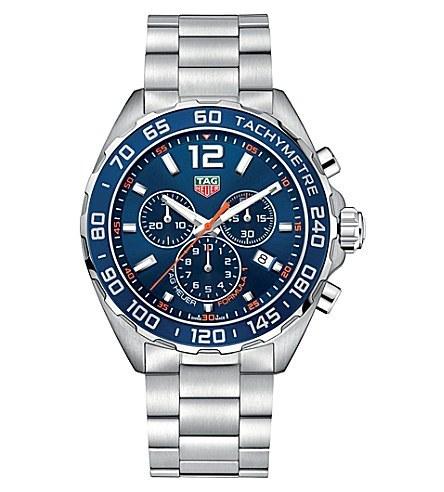 Jam tangan tag heuer formula 1 chronograph CAZ1014ba0842 original