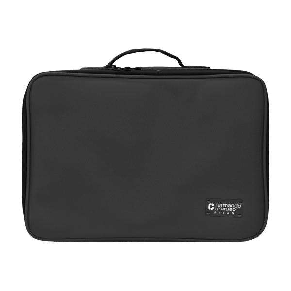 Armando Caruso 033BL Large Soft Beauty Case, Black thumbnail