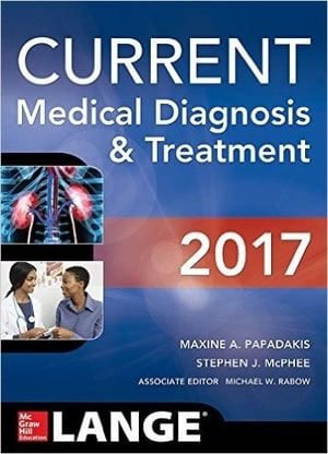 [ORIGINAL] Current Medical Diagnosis \u0026 Treatment 2017