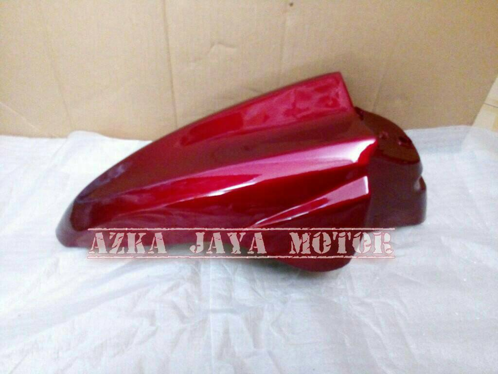Jual Spakbor Depan Yamaha Mio Smile Sporty Warna Merah Marun Azka Jaya Motor Tokopedia