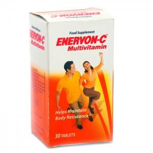 Enervon C Multivitamin 30 Kapsul - Blanja.com