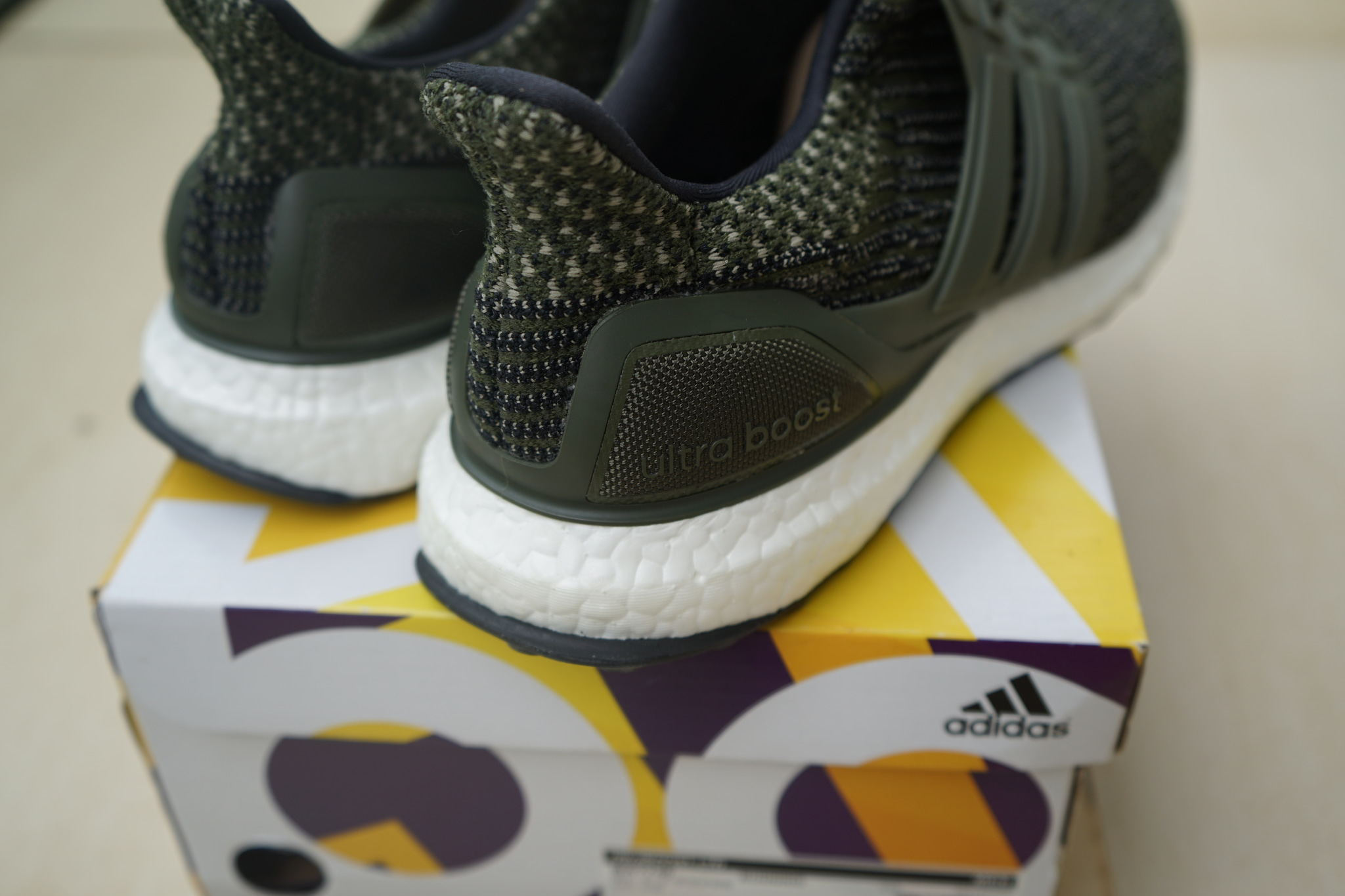 Details about New Adidas Ultra Boost 3.0 Gray Men 's BB 6059