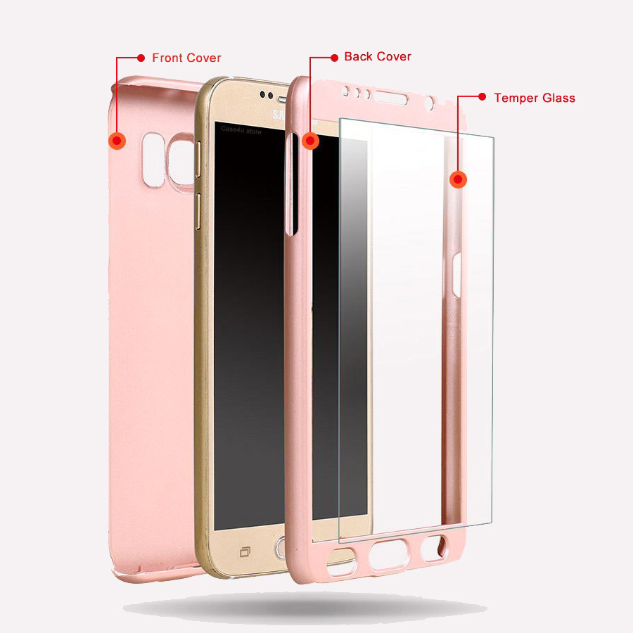 Jual Case Samsung J1 2015 Case 360 Full Protection Neo
