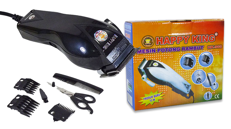Jual mesin cukur rambut happy king Hk 900   cukuran HK900 - mofan ... 60a1e830a0