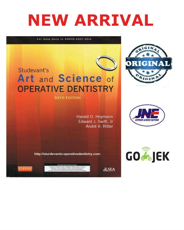 Sturdevant's Art and Science of Operative Dentistry 6th ed / ed 6