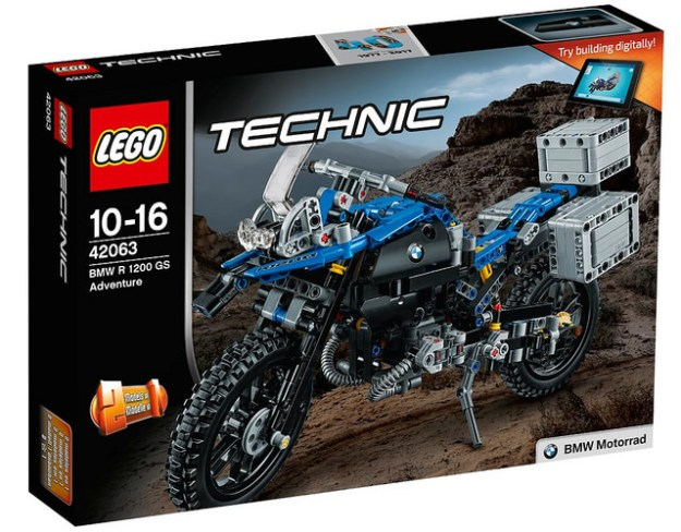 Jual Lego Technic 42063 Bmw 1200 Gs Howdy Toy Shop