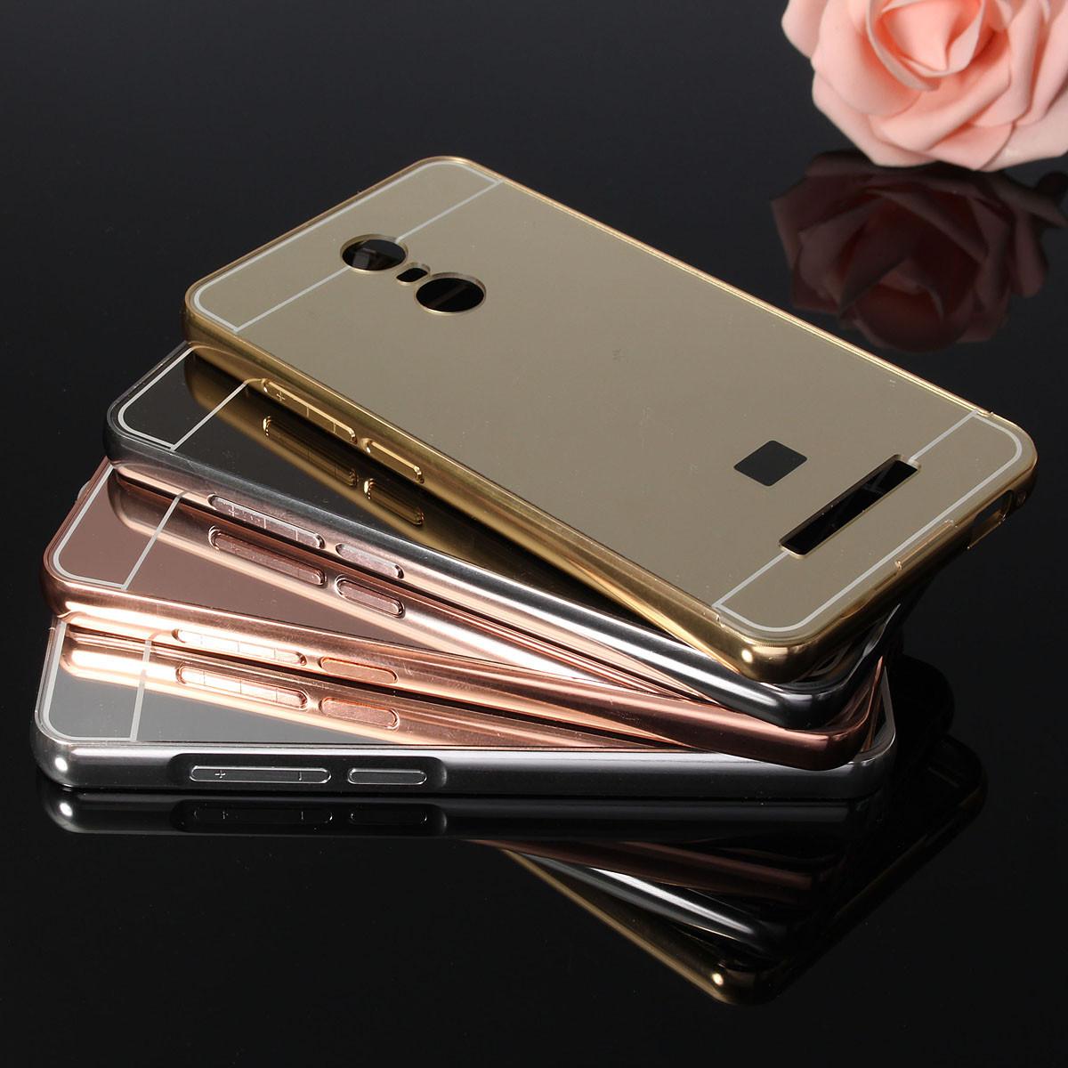 ... 2 Source Jual Bumper Mirror Case Xiaomi Redmi Note 3 Aluminium Metal Slide