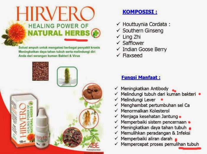 Obat kencing batu alami HIRVERO di Jogja - Blanja.com