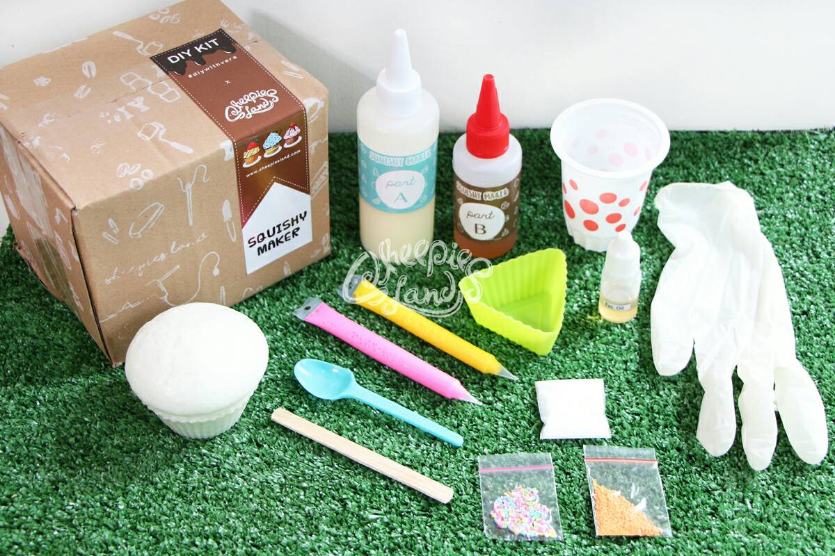 Squishy Maker Kit : Jual SQUISHY MAKER KIT - sheepies land Tokopedia