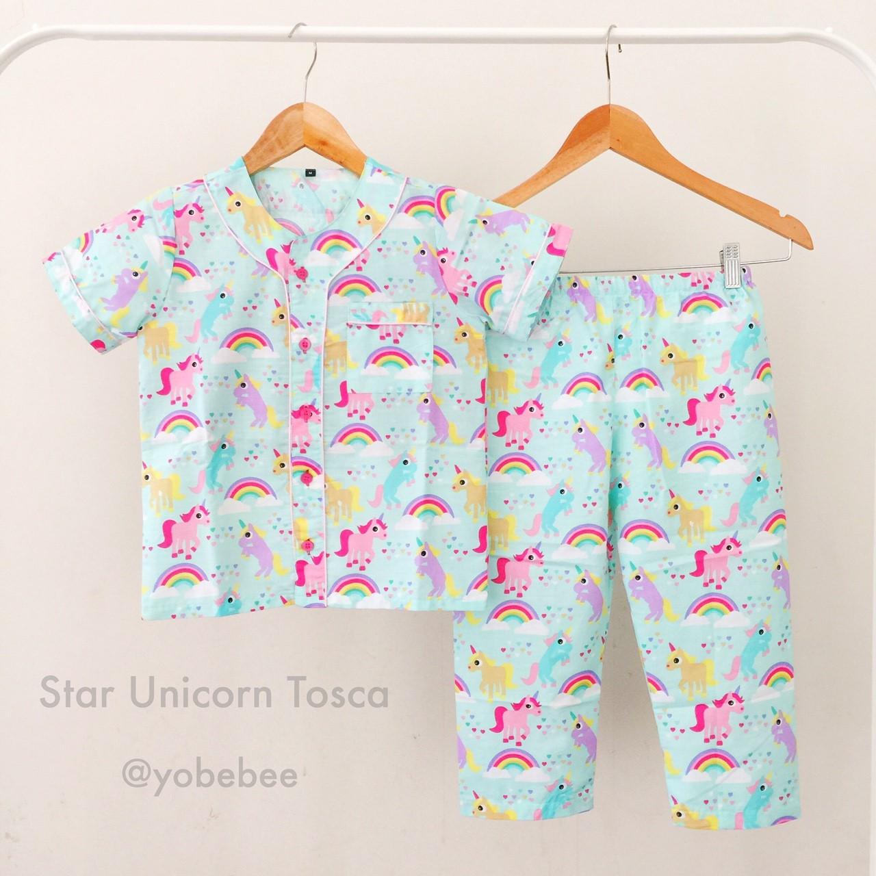 Jual Baju Tidur Anak SIZE XL - Piyama Anak - Grosir Piyama - Grosir piyama anak