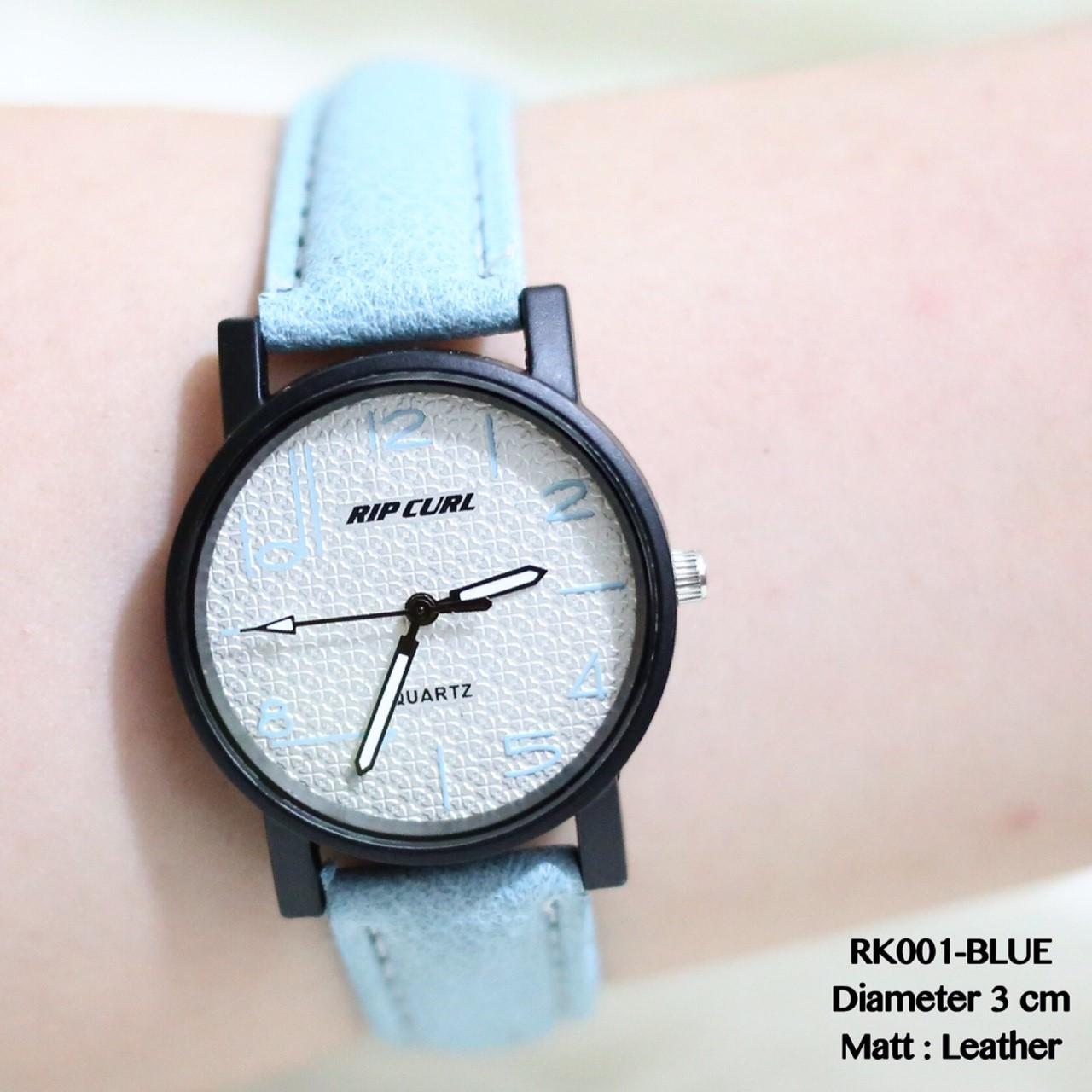 jam tangan ripcurl wanita leather kulit casual watch grosir murah dkny