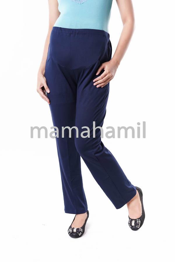 Celana Hamil Legging Kaos Katun Kantong Tebal Standart - CLL 22