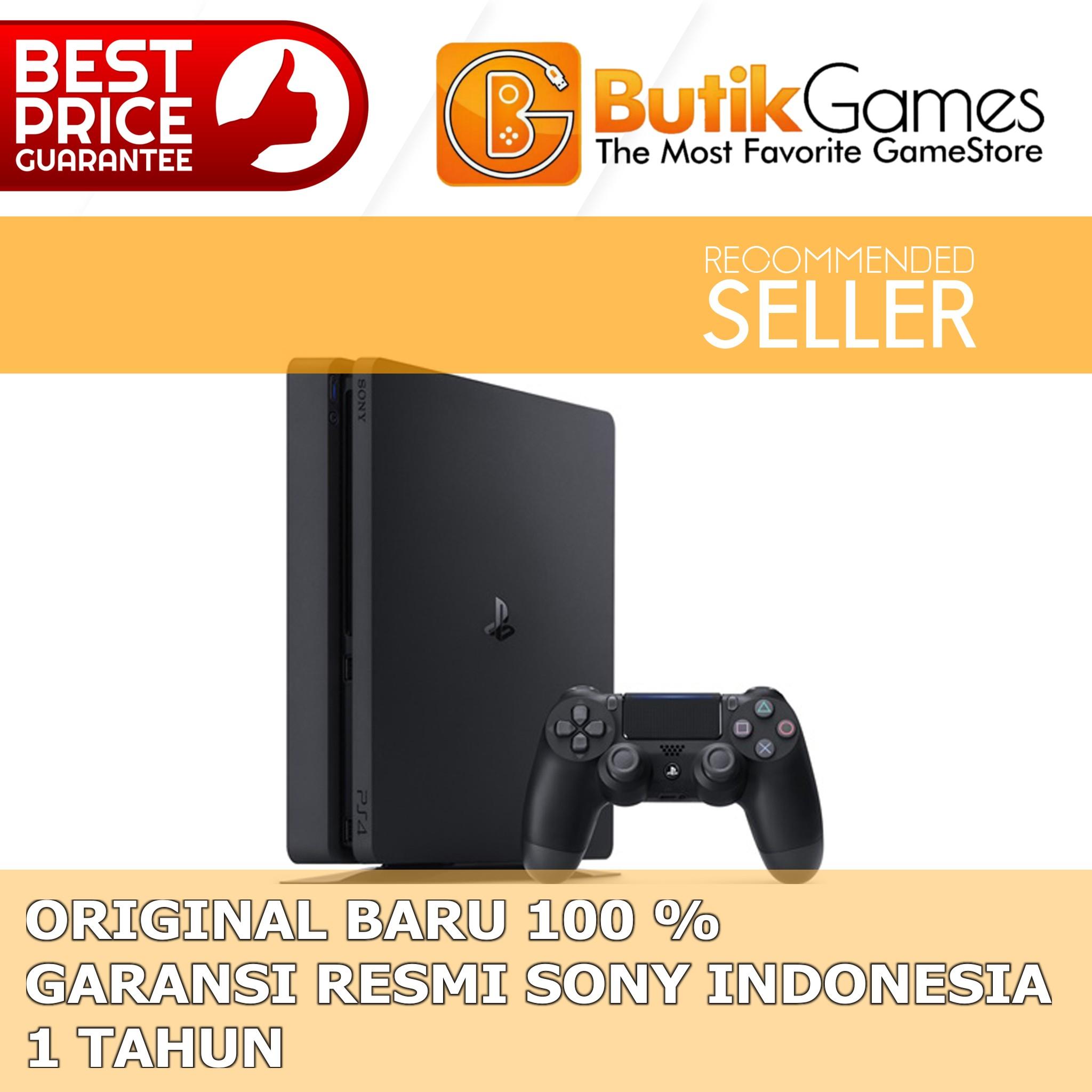 Jual Sony Ps4 Slim 500gb Cuh 2006a Jet Black Di Lapak Playstation 4 B01