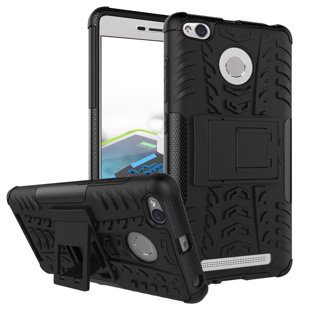 Xiaomi Redmi 3S Armor Case Xphase Soft Gel Case Polycarbonate