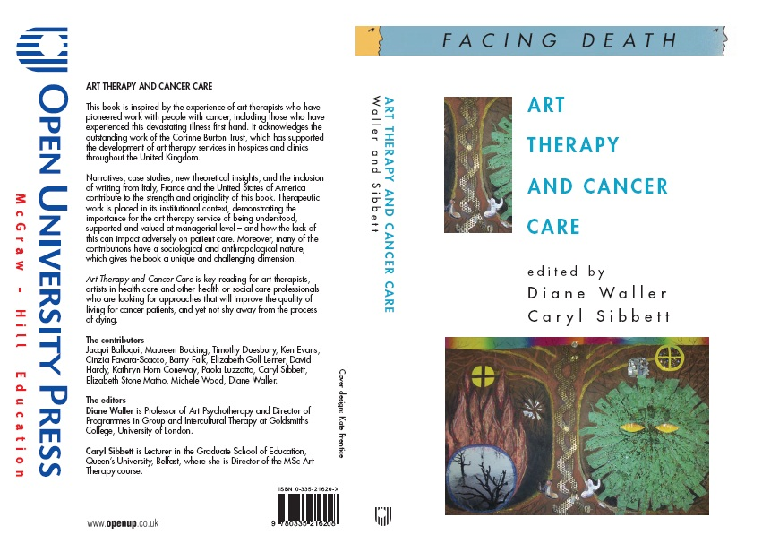 art therapy and cancer care waller diane