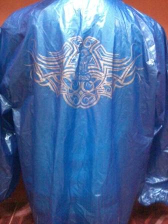 Voucher Jas Hujan Ibex Tribal Skotlet (Stelan Jaket + Celana) MURAH di Tokopedia