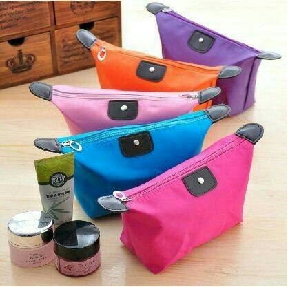 Tas Kosmetik, Tas Travel, Travel Bag, Tas Make Up, Cosmetic Pouch - Blanja.com
