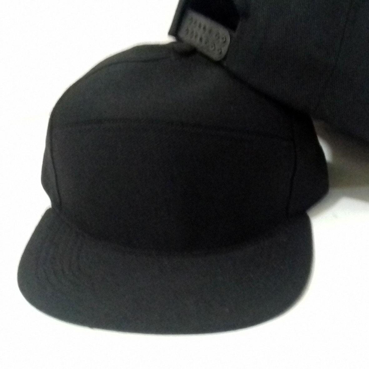 Jual Grosir topi snapback polos 5 panel bisa buat sablon dan bordir ... b69cdff023