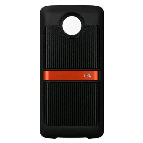 JBL SoundBoost Speaker For Moto Z MotoZ Play - Black Original