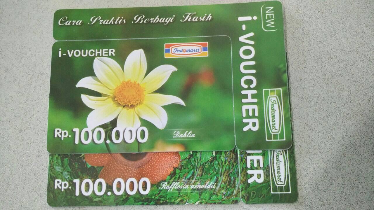 Indomaret Voucher 5000000 Page 2 Daftar Update Harga Terbaru Rp 500000 Source Jual