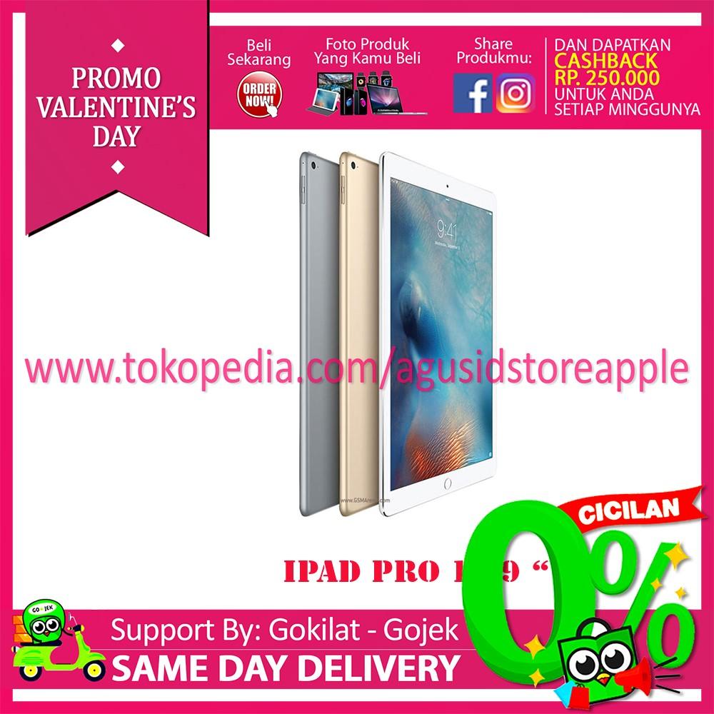 Jual Termurah IPad Pro 129 Cellular Wifi 128Gb Garansi