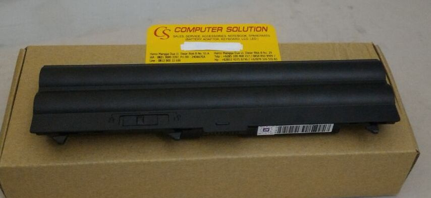 Jual Baterai Original Lenovo Thinkpad E420 L410 L412 L510