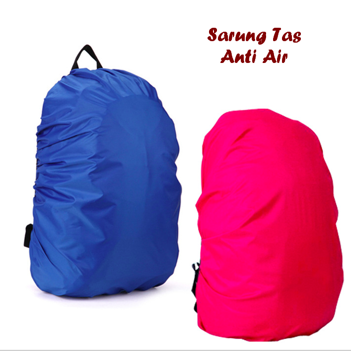 PALAZZO RAIN COVER BAG PELINDUNG TAS ANTI AIR HUJAN - HITAM ... Source ·
