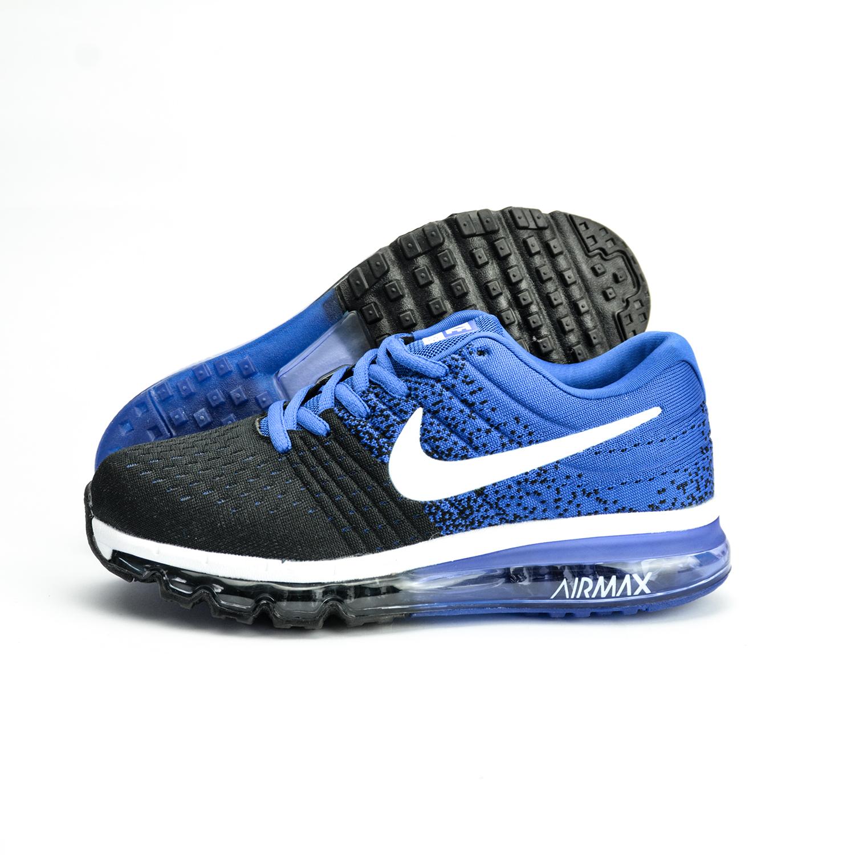 ... Sepatu lari sport Running Nike Air Max Lunar Launch Fitsole Men Blue ...