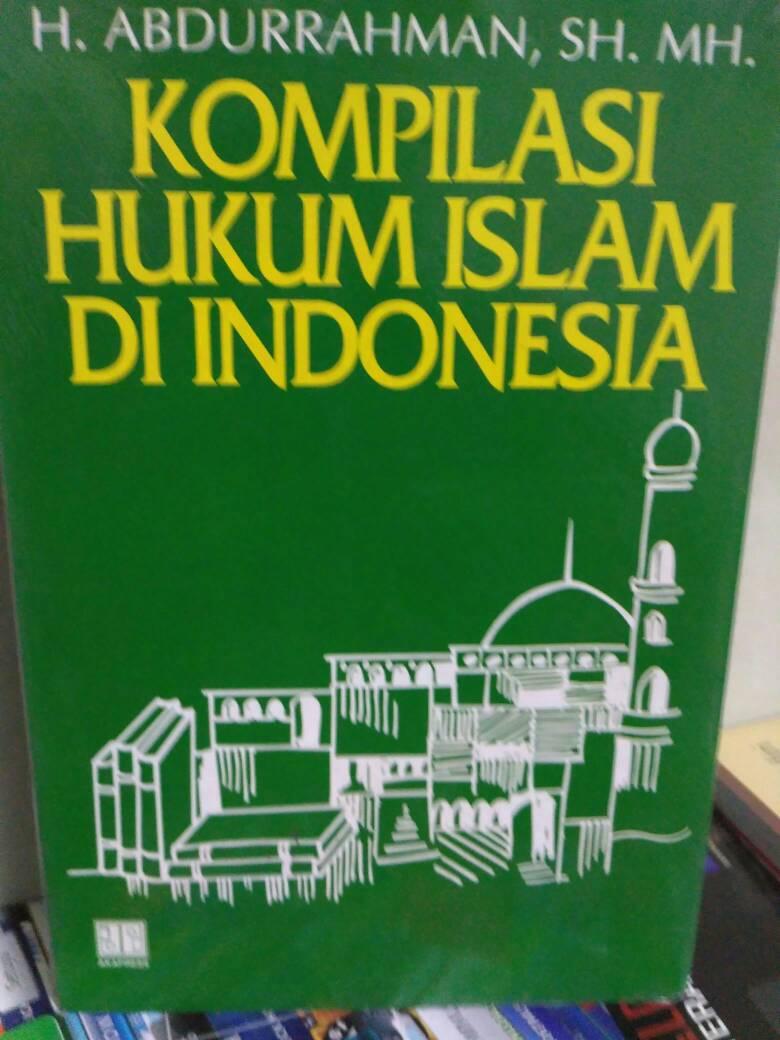 BUKU KOMPILASI HUKUM ISLAM PDF