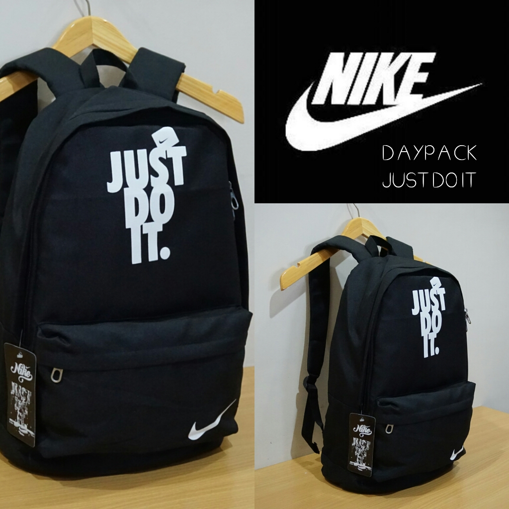 Detail Produk Tas ransel Nike Just do it Multifungsi  f409e3de93