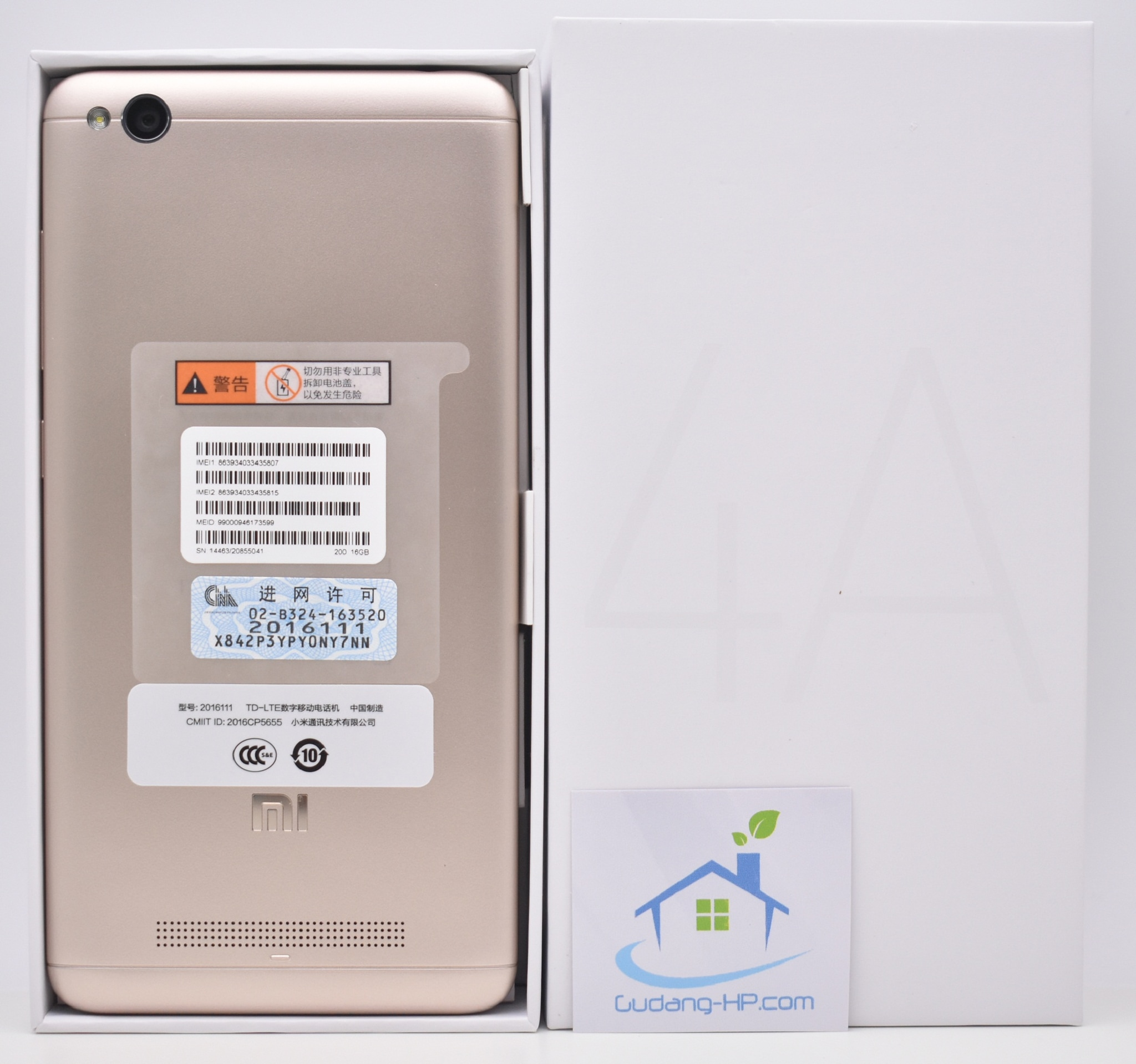 Jual Xiaomi Redmi 4a 2 16 Gb Garansi Distributor Gudang Hp 16gb Tokopedia