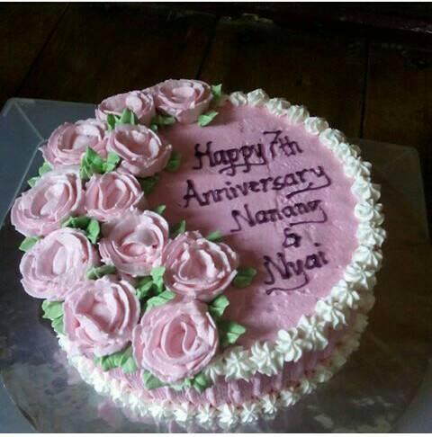 Jual anniversary cakebirthday cake kue ulang tahun murah bogor