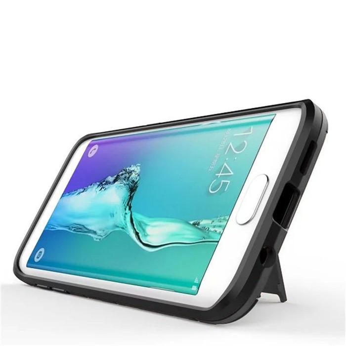 Samsung Galaxy S7 Edge Premium Knock Slim Hybrid Armor Case
