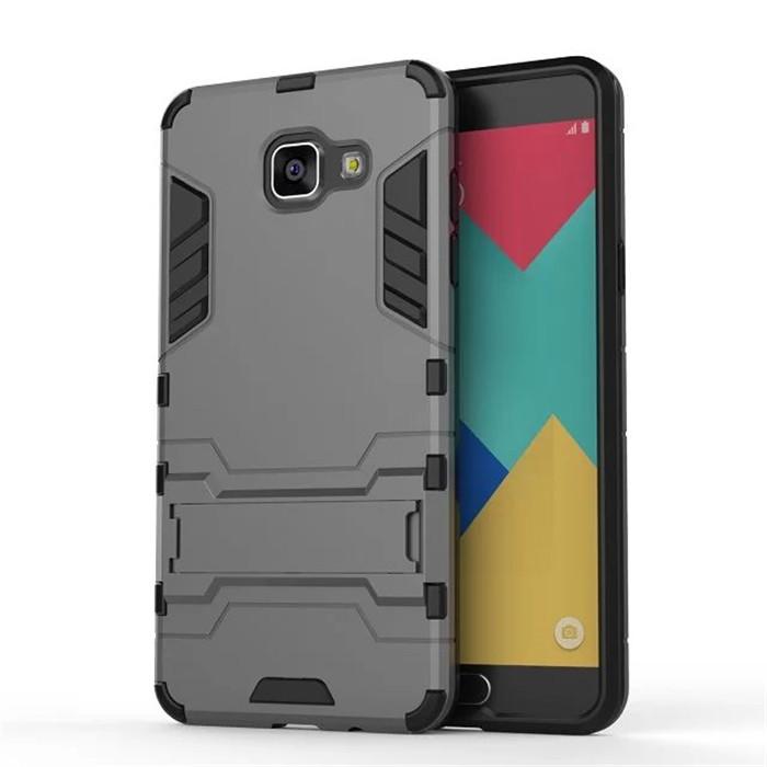 Samsung Galaxy A3 2017 Anti Knock Slim Hybrid Rugged Armor Case