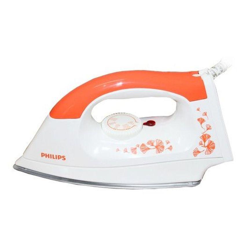 Jual Setrika Kering Dry Iron Philips HI115 350 Watt 350W