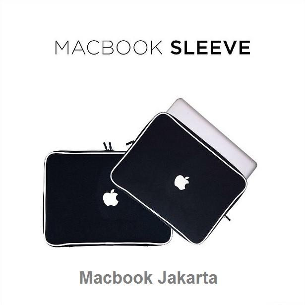 Sleeve Case / Tas for Macbook Pro 13 Inch Black