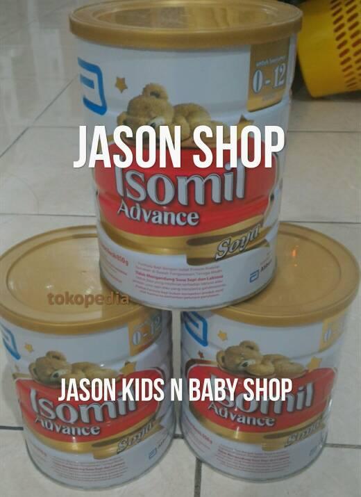 Jual Susu Isomil Advance 0-12 bln/Susu bayi Isomil Soya 0-12 bln 850 gram - DKI Jakarta - Jason Kids n' Baby Shop | Tokopedia