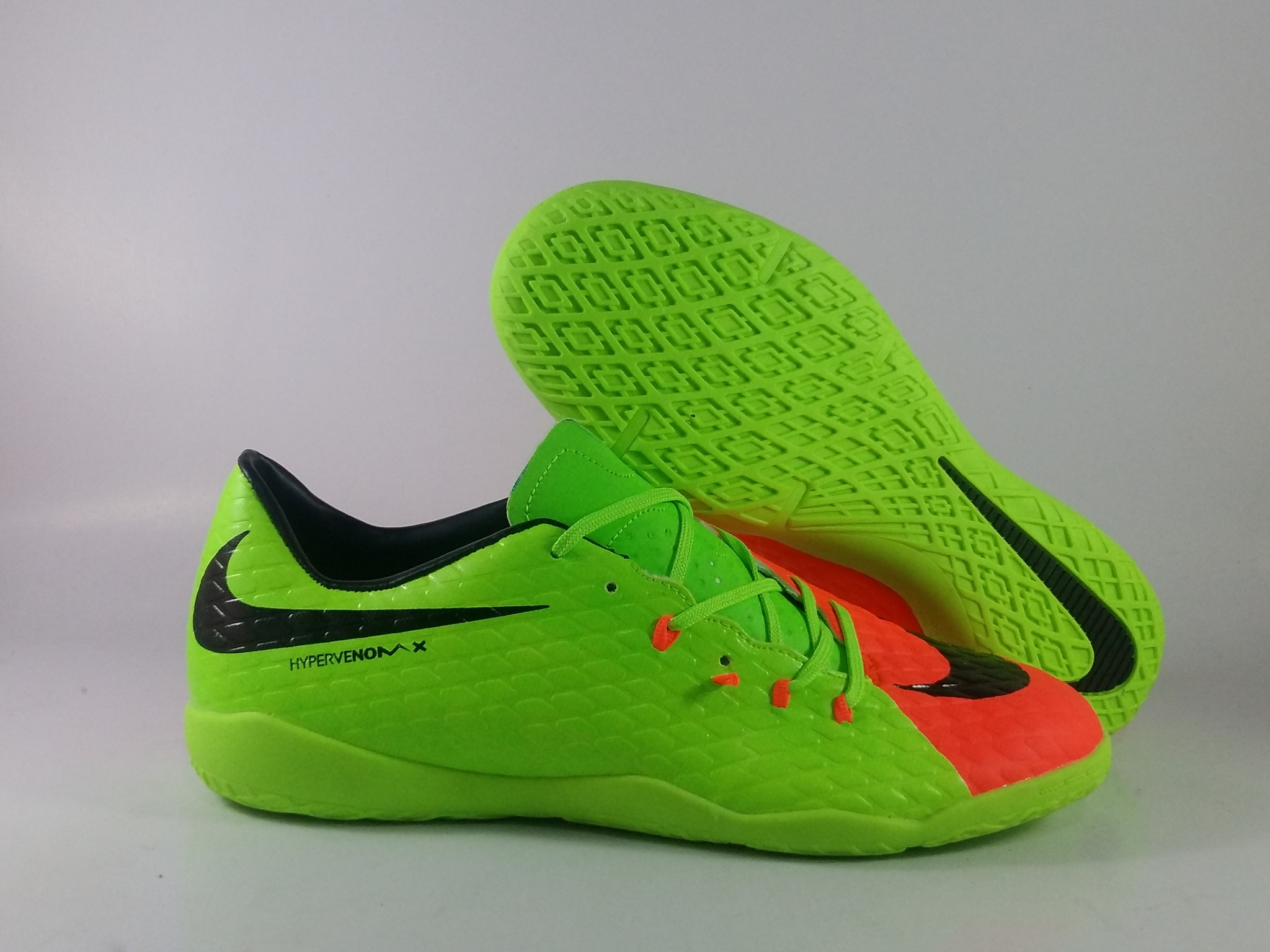 b41a1a7cd ... promo code for jual sepatu futsal nike hypervenom phelon iii green ic  replika impor thumbstore tokopedia