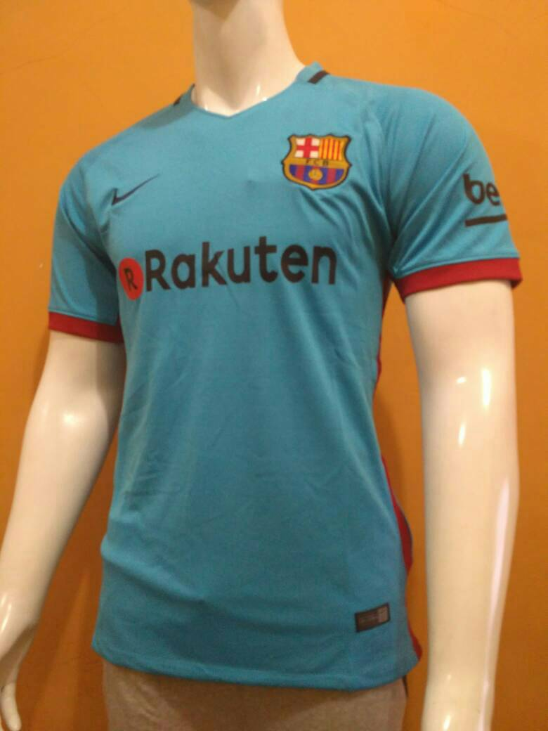 finest selection c1a71 e0c4b Jual JERSEY BARCELONA AWAY 2017/2018 GRADE ORI ...