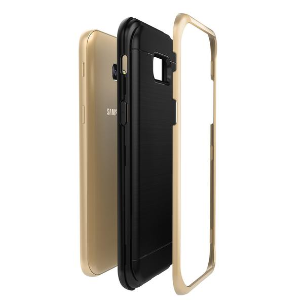 Verus Galaxy A5 2017 Case High Pro Shield - Shine Gold
