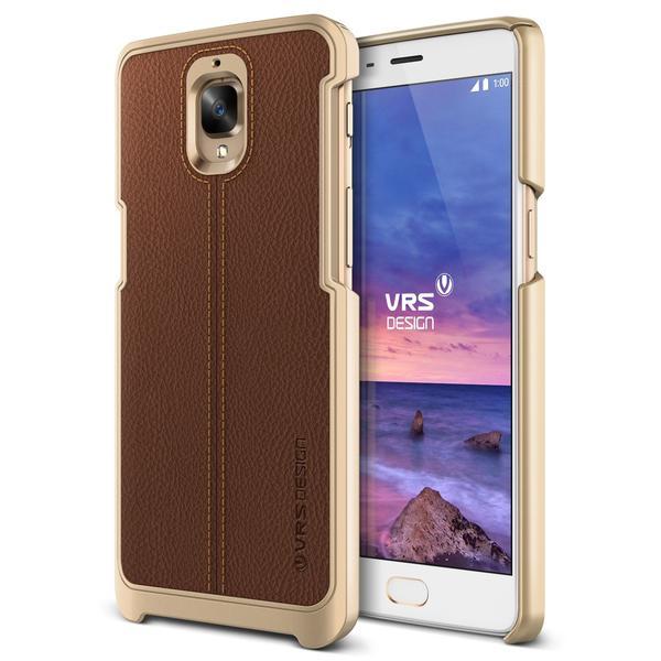 Verus Oneplus 3T Case Simpli Mod - Brown