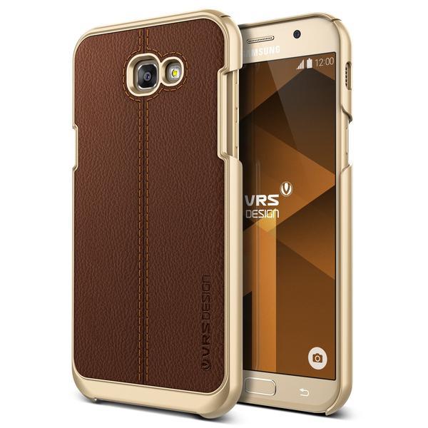 Verus Galaxy A7 2017 Case Simpli Mod - Brown